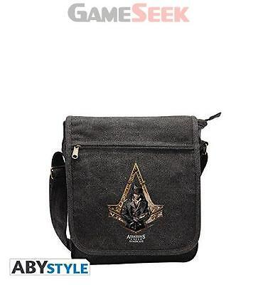 Assassin's Creed Syndicate Golden Union Jack Small Messenger Bag