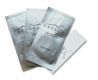 Cefaly Electrodes pack of 3