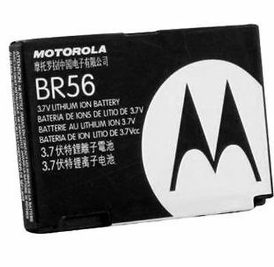 Used OEM Original Motorola BR56 battery For Moto RAZR V3 RAZOR V3c V3i V3m V3r