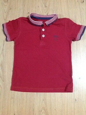Baby Boys Next Polo shirt - 18-24 Months
