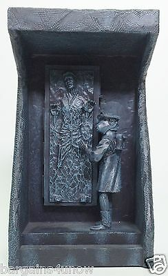 Applause Star Wars Classic Collectors Series Han Solo In Carbonite Coa New