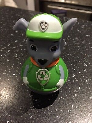 Paw Patrol Weeble - Rocky