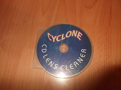 Cyclone CD Lens Cleaner