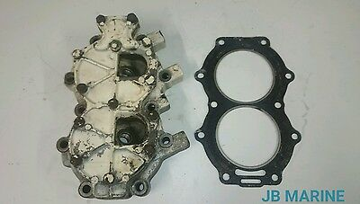Evinrude Johnson OMC 25 hp 35 hp Cylinder Head 0323584 Outboard 2stroke Motor