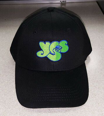 NEW YES the Band baseball Caps  Assorted Colors!!