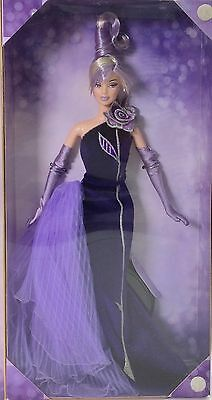 The Sterling Silver Rose Barbie Bob Mackie Designed For Avon Nib