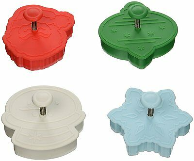R & M Plunger/Cutter Set - Christmas - Large