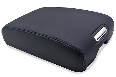 Armrest Center Console Leather Synthetic Cover for Infiniti FX 35 06-08 Black