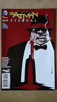 Batman Eternal #14 1St Print Dc Comics (2014) Penguin New 52