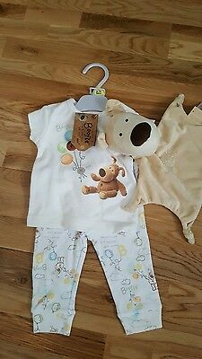 Baby boy set, size up to 1 months