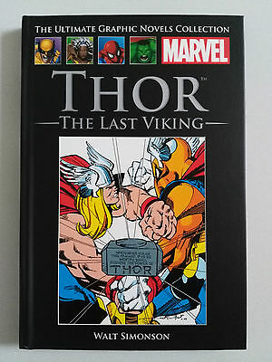 Marvel Ultimate Graphic Novels Collection #5 Thor: The Last Viking