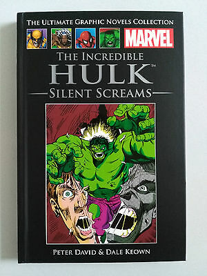 Marvel Ultimate Graphic Novels Collection #11 Incredible Hulk: Silent Screams