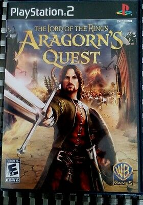 Lord of the Rings: Aragorn's Quest (Sony PlayStation 2, 2010)