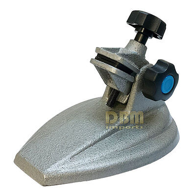Precision Micrometer Holder Stand Adjustable Base Inspection Fixture Machinist