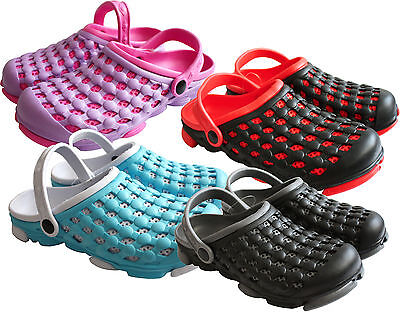 Women Slip on Outdoor Indoor House Clog Slippers Shoes Non Slip