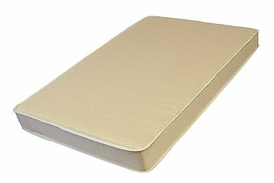 "LA Baby 2"" Mini/Portable Crib Mattress with Organic Cotton Layer"