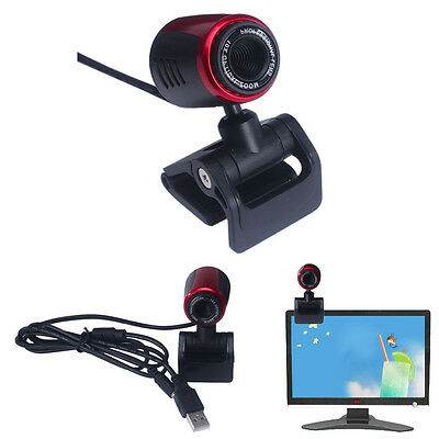 10MP USB2.0 HD Webcam Camera Web Cam With Mic For Computer PC Laptop Desktop NEW