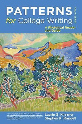 Patterns for College Writing : A Rhetorical Reader and Guide by Stephen R. Mand…