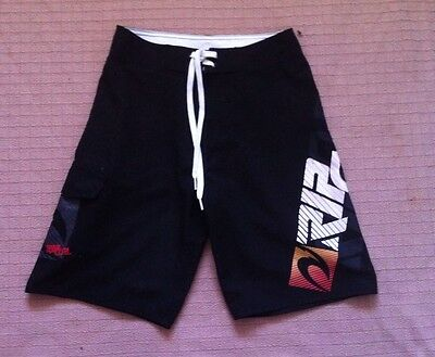 Boys size 12 New without tags black Rip Curl boardshorts
