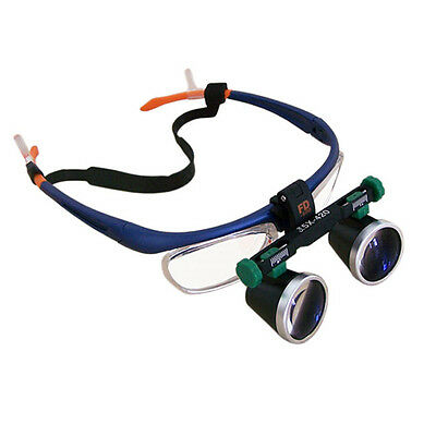 New 3.5X 420mm Dental Loupe Surgical Binocular Loupes Medical Magnifying Glass