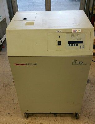 Thermo NESLAB HX 150 thermolator chiller #1128cy
