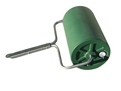 Lawn Turf Roller 60L Tow Behind Tow Attachment Water Drum Grass  Leveller