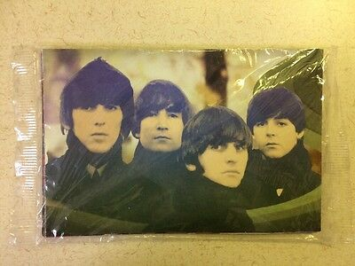 Lot Of 8 Beatles Postcards From Rockband 2009