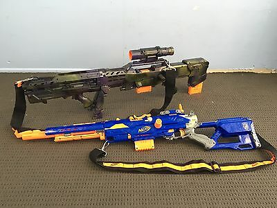 Nerf Gun modded free delivery Sydney,Brisbane and Melbourne metro! NO13