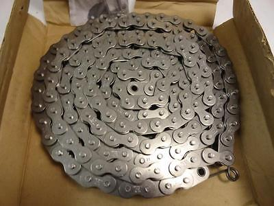 """149713 New-No Box, Rexnord 63SS-BC Base Chain 10 Ft L, 3/4"""" Pitch"""