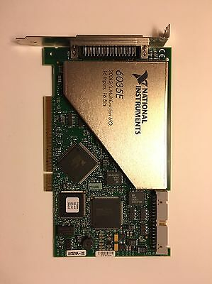 National Instruments PCI 6035E