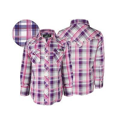 Thomas Cook Pure Western Girl's Tristan Shirt Size 6
