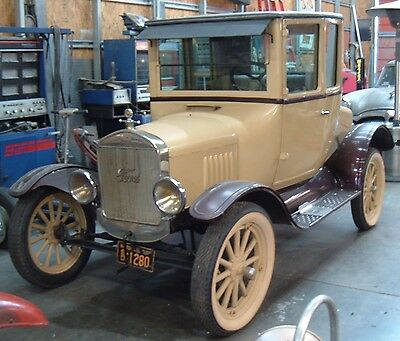 """1923 Ford Model T  1923 Ford Model T """"Doctors Coupe"""""""
