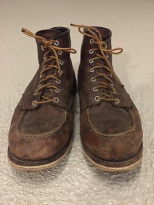 Amazing pair of vintage Red Wing Boots men's size 12D