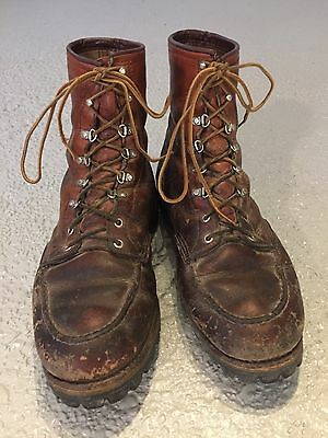 Vintage Red Wing boots Men's size 12 EE