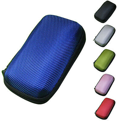 New Power Bank Hard Storage Case Carry Pouch Bag for Earphone External Battery#