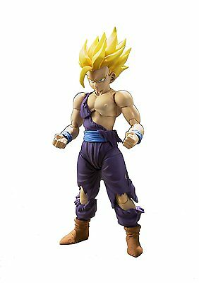 *NEW* Dragon Ball Z: Super Saiyan Son Gohan S.H.Figuarts Action Figure by Bandai