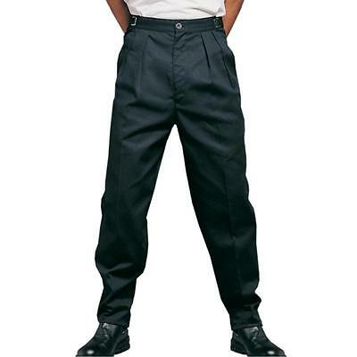 Black Executive Chef Pants