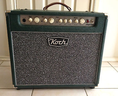 KOCH JUPITER 45 combo , best boutique Hybrid amp, with cover,