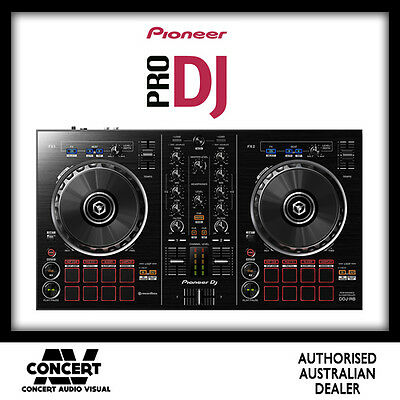 Pioneer DDJRB Portable 2-Channel DJ Controller for Rekordbox DJ