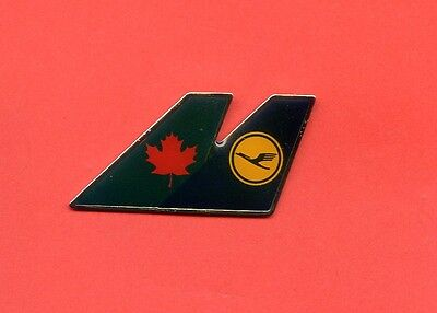 Pins airline  kanada + Lufthansa Germany Airline Us411