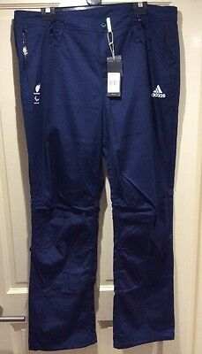 Olympic Team GB Paralympic Team Adidas Trousers New 36