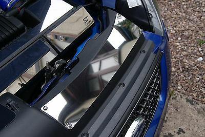 Ford Focus ST 225 polished stainless steel chrome deflector slam panel cover