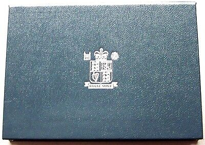 1998 Royal Mint proof ,coin case,NO COINS