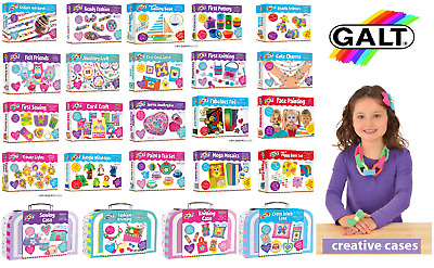 Galt Toys Creative Cases Craft Kits For Children - FAST & FREE DELIVERY