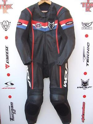 Wolf Retro One Piece Race without hump uk 44 euro 54 suit classic