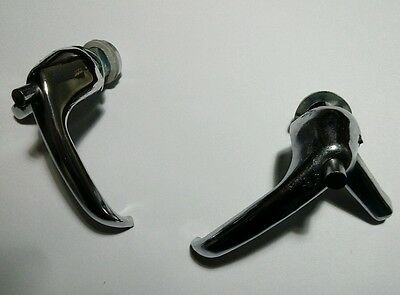 Toyoya FJ 40 / 45 WING WIND VENT WINDOW LOCK HANDLE (couple) LH/RH