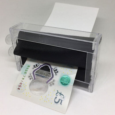 Money printer, change paper to money -Easy Magic Tricks