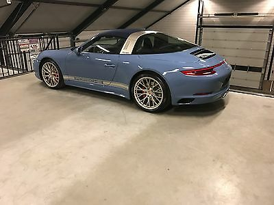 Porsche 911 Targa 4s exclusive design edition  1/100
