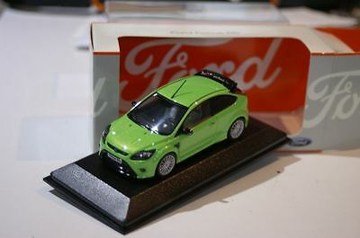 Minichamps Ford Focus RS 2010 1st Edition Green 400 088103