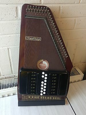 Autoharp - Vintage Musima Germany Chord Harp 36 String